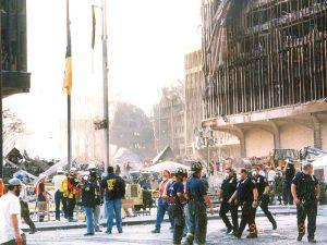 Revelan ángulo inédito de los ataques del 11S