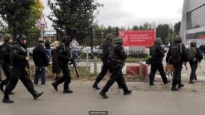 Tiroteo en universidad de Rusia deja ocho muertos y 28 heridos