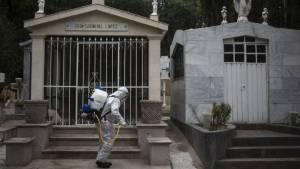 Entérate ¿abrirán los panteones del Día de Muertos en CDMX?