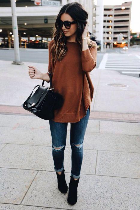 25 Formas De Combinar Tus Outfits Caf Para Lucir Con Estilo
