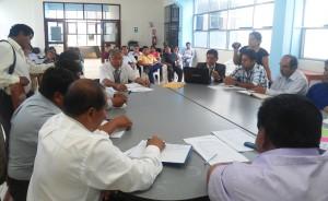 sesion de concejo-educacion
