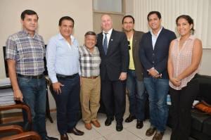 """Impulsan el programa denominado """"Fortaleciendo la Seguridad Humana y la Resiliencia de la Comunidad mediante el impulso de Coexistencia Pacífica en el Perú"""", cuyo objetivo es reducir la inseguridad ciudadana en sus diversas manifestaciones."""