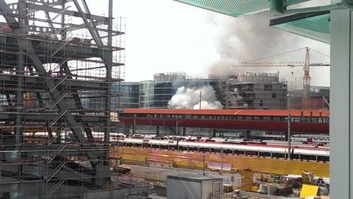 Incendio Ginebra Maison de la Paix Will McDermott