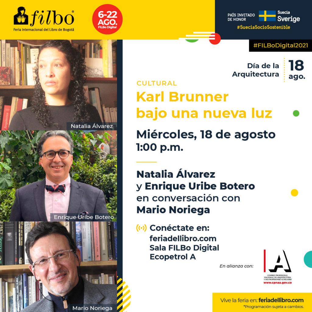 FILBo digital 2021 tiene un día dedicado a la Arquitectura - Noticias y  Respuestas