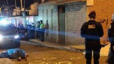 venezolanos asesinados en peru