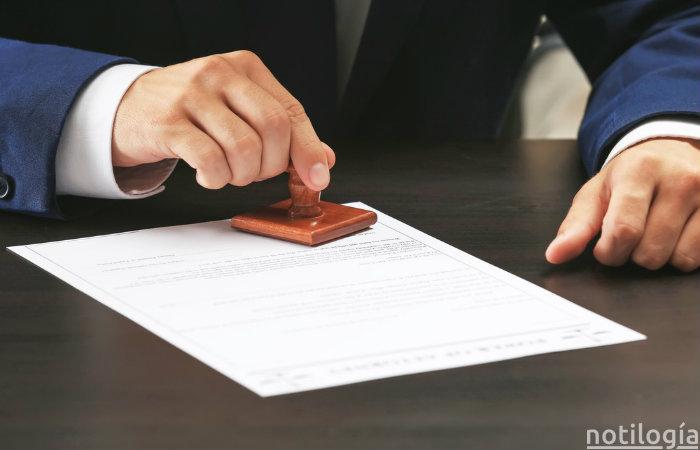 certificacion de documentos