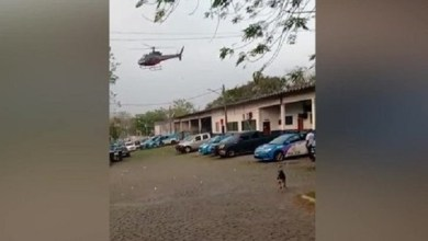 helicoptero secuestrado