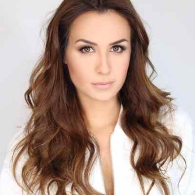 Odalys Ramírez es periodista de espectáculos en Al Aire con Paola de Noticieros Televisa