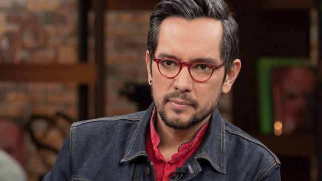 Genaro Lozano es titular de Punto y Contrapunto de Foro tv e integrante de Tercer Grado