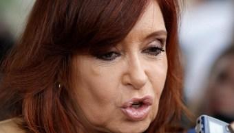 Cristina Fernández, expresidenta de Argentina. (AP, archivo)