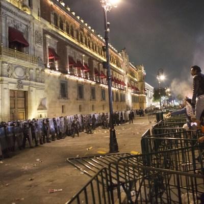 Ayotzinapa: una historia incompleta