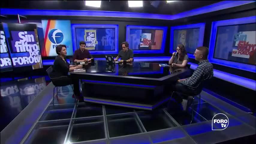 noticias, forotv, Sin Filtro, Genaro Lozano, Programa, 25 de diciembre del 2016