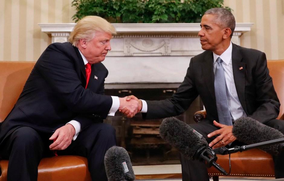 La cena en que Obama y medios se han burlado de Trump: la Cena de ...