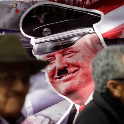 La inauguración de Trump y el peso histórico de las protestas