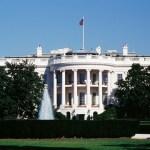 La Casa Blanca en Washington; anuncia que Trump defenderá a la comunidad LGBTQ. (Getty Images, archivo)