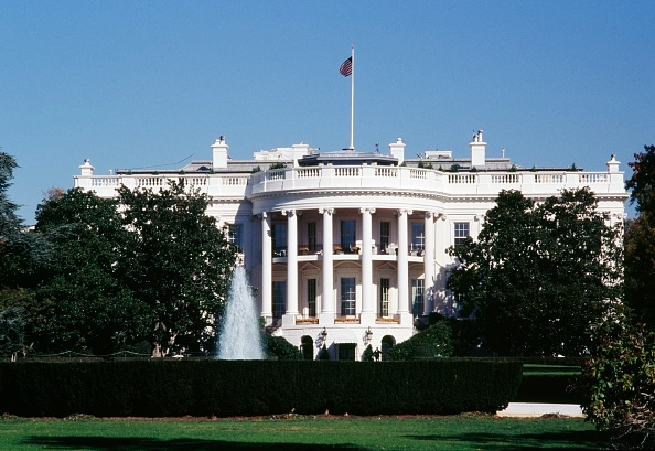 La Casa Blanca en Washington; anuncia que Trump defenderá a la comunidad LGBTQ. (Getty Images, archivo)