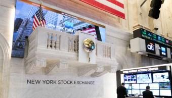 Vista del piso de remates de Wall Street (Twitter: @NYSE)