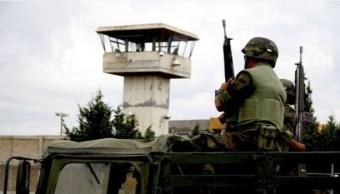 Recapturan a reo fugado del penal de Cieneguillas en Zacatecas