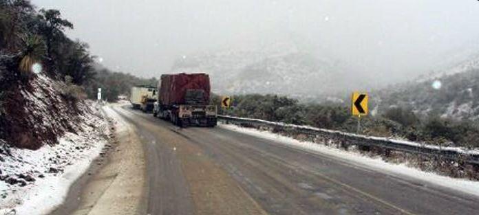 Municipios de Sonora registran temperaturas bajo cero