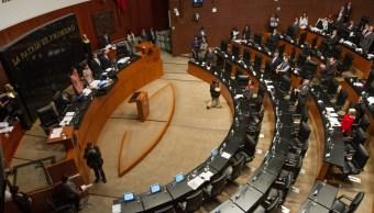 La reforma fue avalada con 107 votos a favor (Notimex/Archivo)