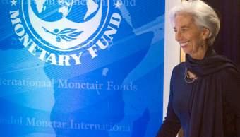 La directora gerente del Fondo Monetario Internacional (FMI), Christine Lagarde (Getty Images)