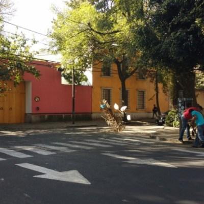 Miles de baches afectan a peatones y automovilistas en la CDMX