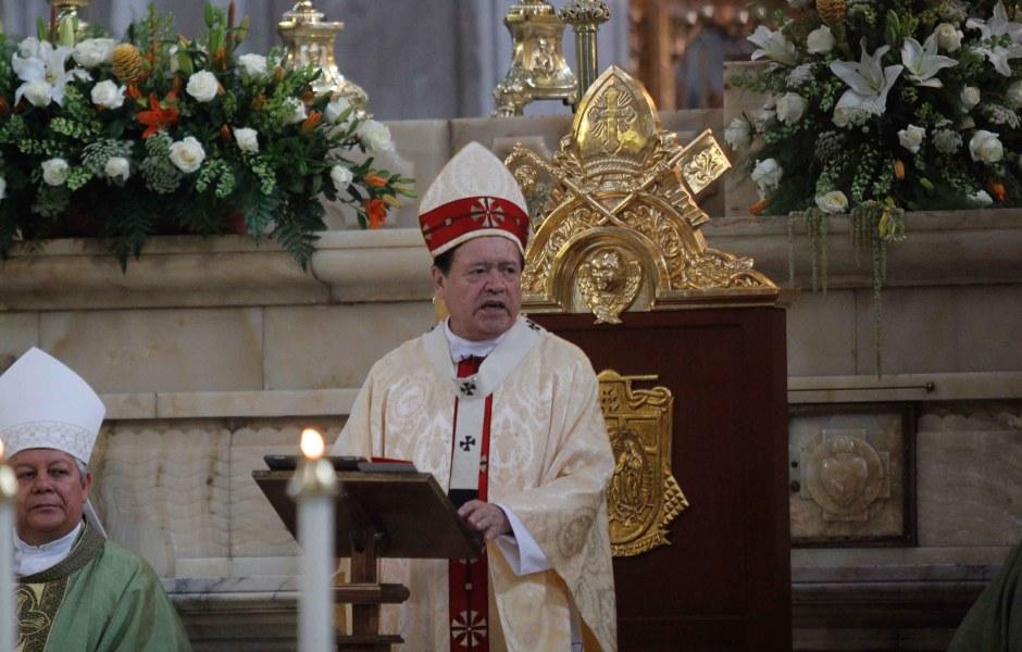 Católicos oran por Donald Trump y diputados Constituyentes