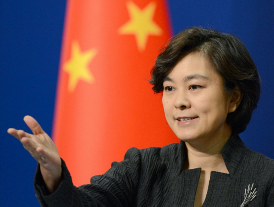 China dice que protegerá intereses de amenazas comerciales