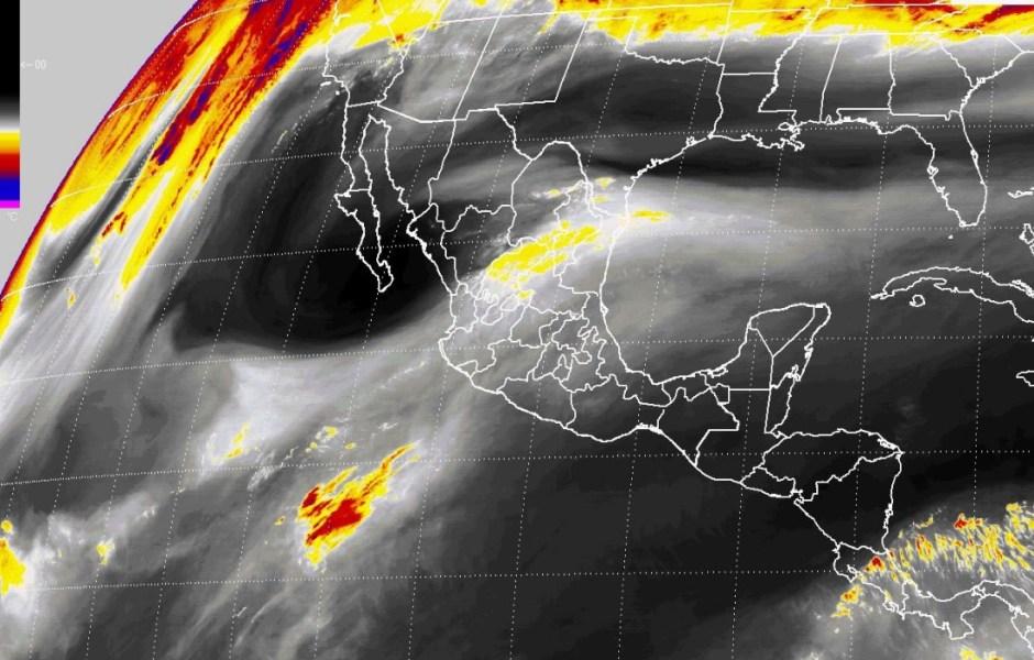 El aire seco y establece predominará en gran parte de la República Mexicana, lo que ocasionará que se incremente gradualmente la temperatura y disminuya el potencial de lluvias.
