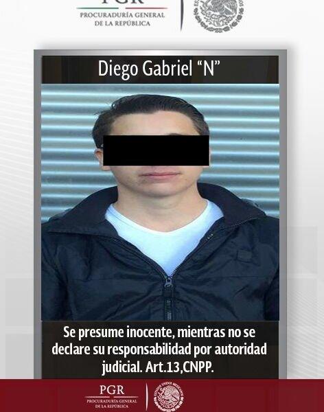 Diego Cruz Alonso recibió un amparo del juez que será investigado. (Twitter: @PGR_mx, archivo)