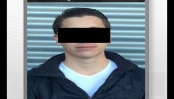 "Autoridades españolas entregaron en extradición a Diego Gabriel ""N"". (Twitter @PGR_mx, archivo)"