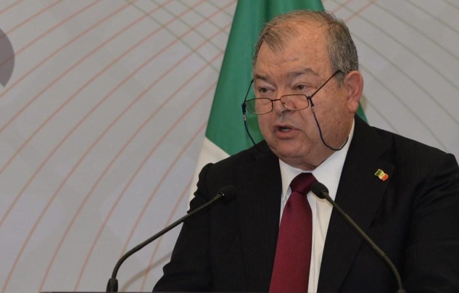 Edgar Elías Azar, presidente del TSJCDMX (Notimex/Archivo)