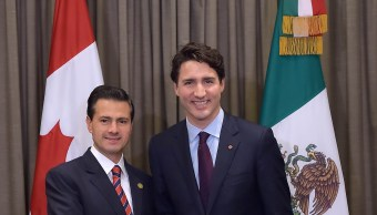 Epn, trudeau, Mexico, canada, tlc, Trump