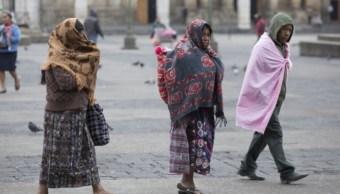Frente frío 28 provoca bajas temperaturas en Chihuahua. (Notimex)