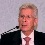 Gerardo Ruiz Esparza, secretario de Comunicaciones y Transportes (Notimex)