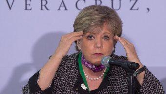 La secretaria ejecutiva de la Comisión Económica para América Latina y el Caribe (Cepal), Alicia Bárcena (Getty Images)
