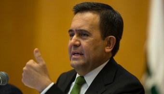 Ildefonso Guajardo Villarreal, secretario de Economía (Getty Images)
