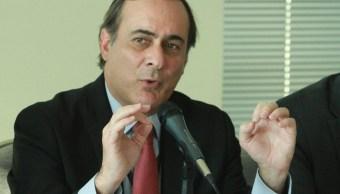 Juan Pablo Castañón, presidente del Consejo Coordinador Empresarial (CCE, aarchivo)