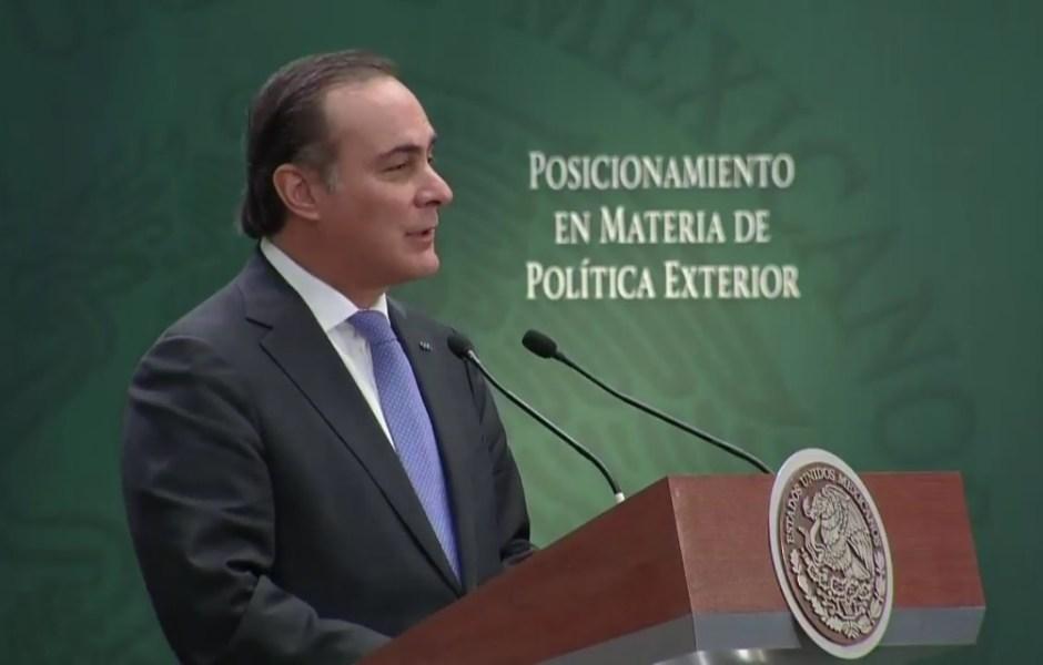 Juan Pablo Castañón, presidente del CCE (Noticieros Televisa)