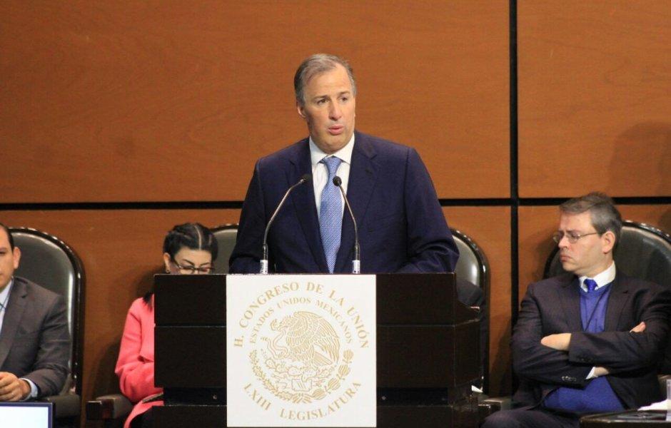 José Antonio Meade Kuribreña (@CanalCongreso)
