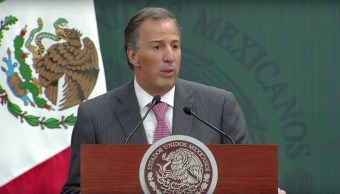 José Antonio Meade, secretario de Hacienda y Crédito Público (Noticieros Televisa)