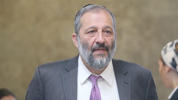 Ministro del Interior israelí sugiere a Netanyahu disculparse por mensaje sobre muro