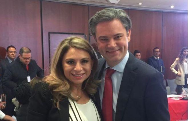 El secretario de Educación informó a los senadores que la evaluación docente ha sido exitosa (Twitter/@AngelicaAraujo)
