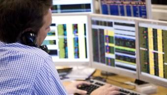 Operador de la Bolsa de Londres (Getty Images)