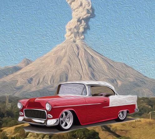 La Federación Mexicana de Autos Clásicos y de Colección tiene registrados 1300 modelos en el país dentro que pueden participar en esta categorías (Twitter/@ColimaMunicipio)