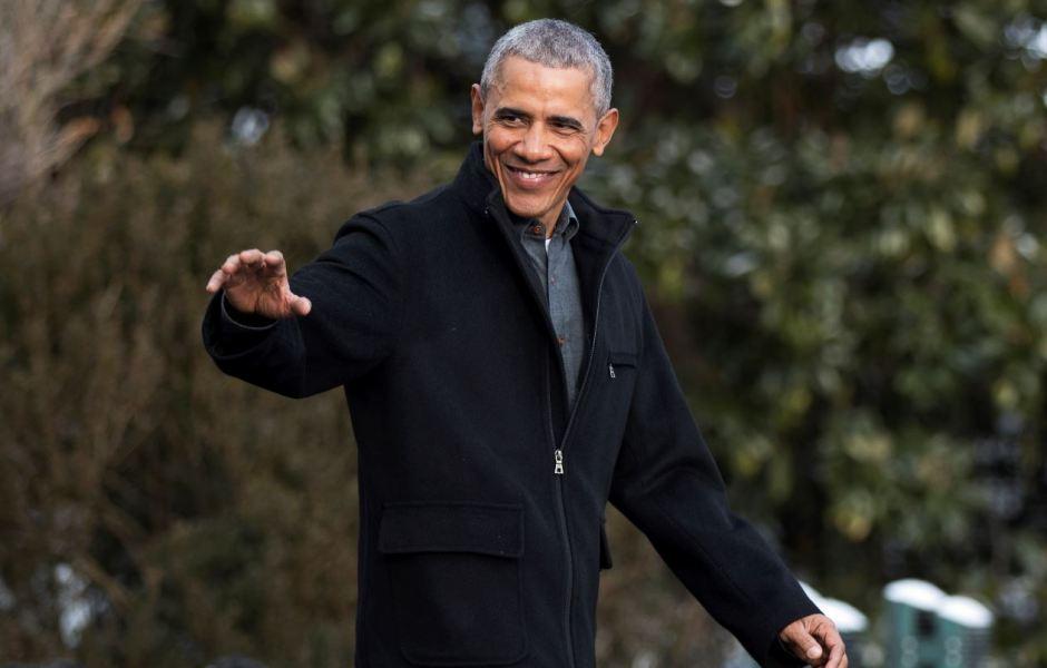 Barack Obama, expresidente de Estados Unidos. (AP, archivo)
