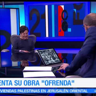 Graciela Iturbide habla de su obra fotográfica 'Ofrenda'