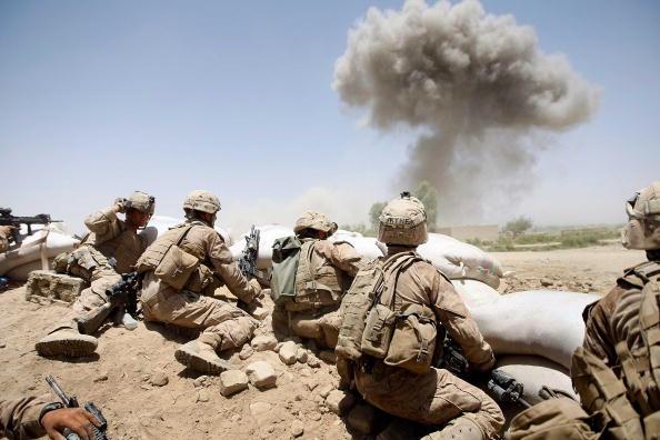 Militares tienen enfrentamientos contra fuerzas del Estado Islámico en Afganistán.(Getty Images/archivo)