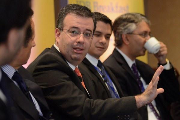 Alejandro Díaz de León, subgobernador del Banco de México (Reuters)