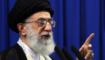Ayatollah Alí Jamenei Trump